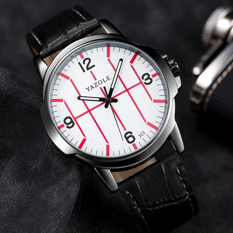 Saatı En Marka Moda Mekanik El Rüzgar Erkekler Saatler Lüks Iş Deri Kayışı Erkek Bilek İzle Relogio