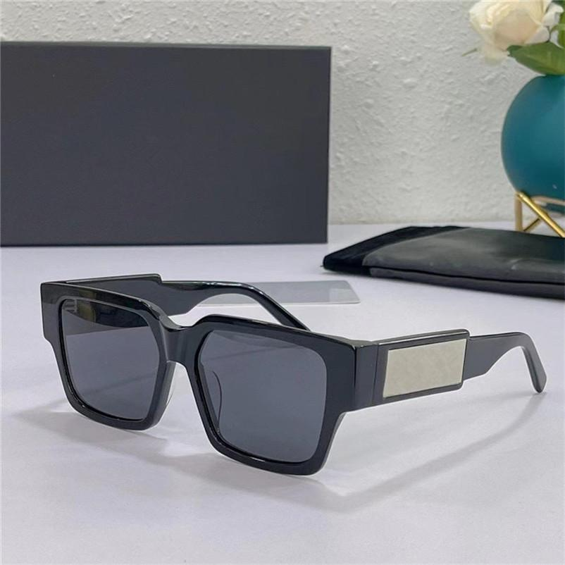 SUR fashion design women sunglasses large square frame goggles top quality uv protection eyewear avant-garde style come with package