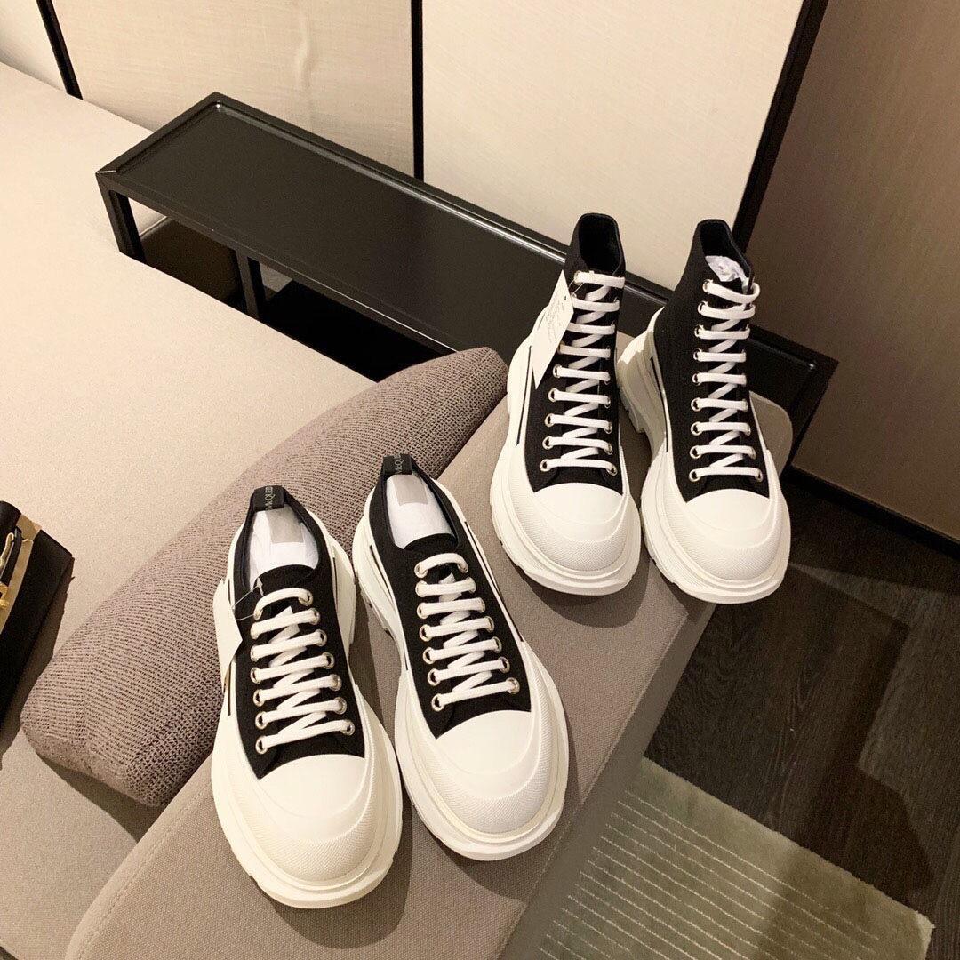 2021 релиз протектор Slick Boot Platform Luxe Triple кроссовки женщин обуви мужчины обувь толстый размер 35-45