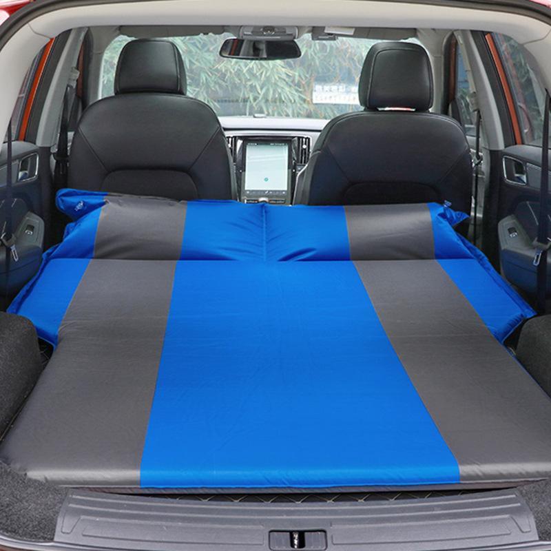 Carro inflável cama tronco almofada de dormir colchão off-road suv viajar ar outros acessórios interiores