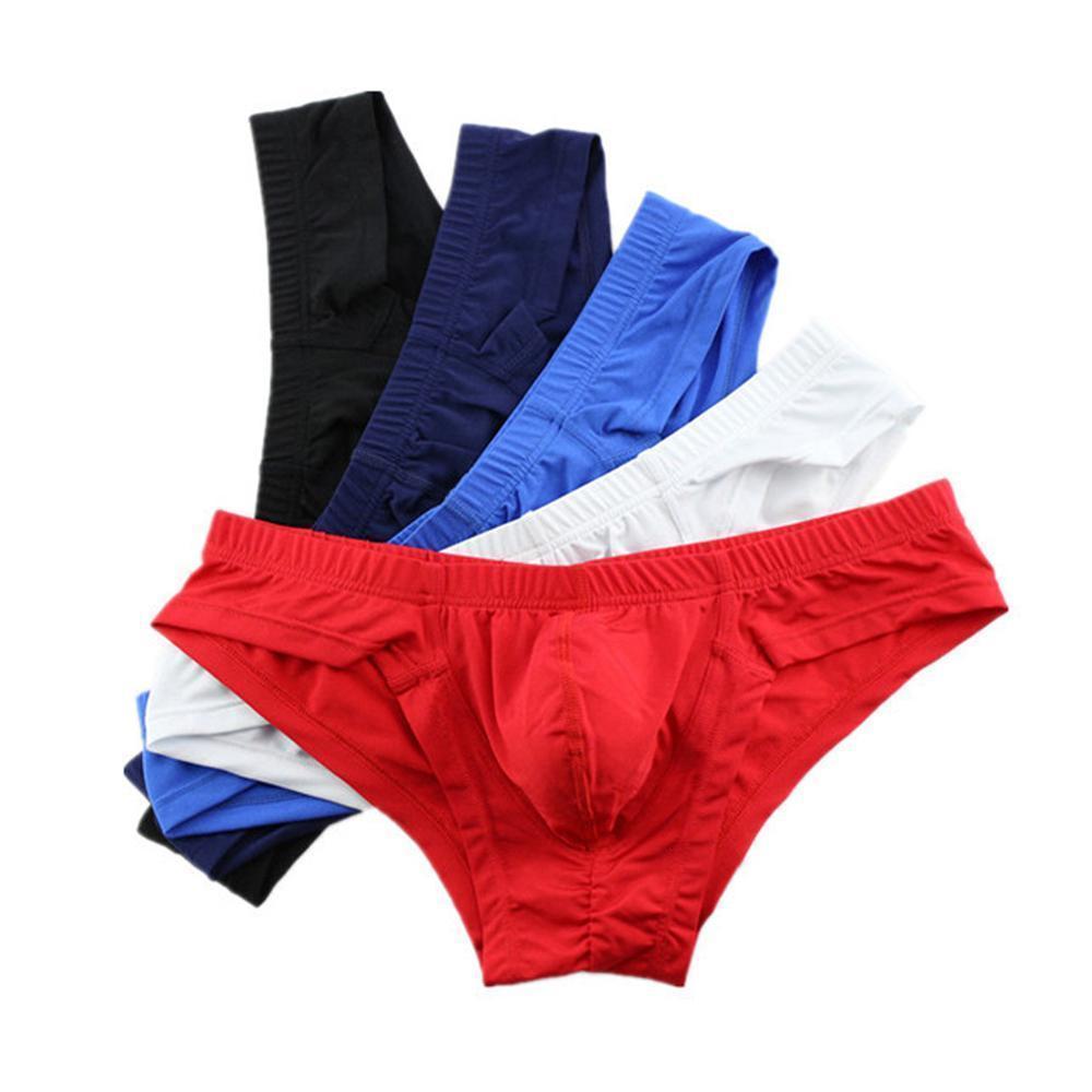 Hommes Slips pour Big Penis Pouch The New Male Gay Slip Homme Panties Homme Bikini Sous-vêtements respirant sous-vêtements Lingerie