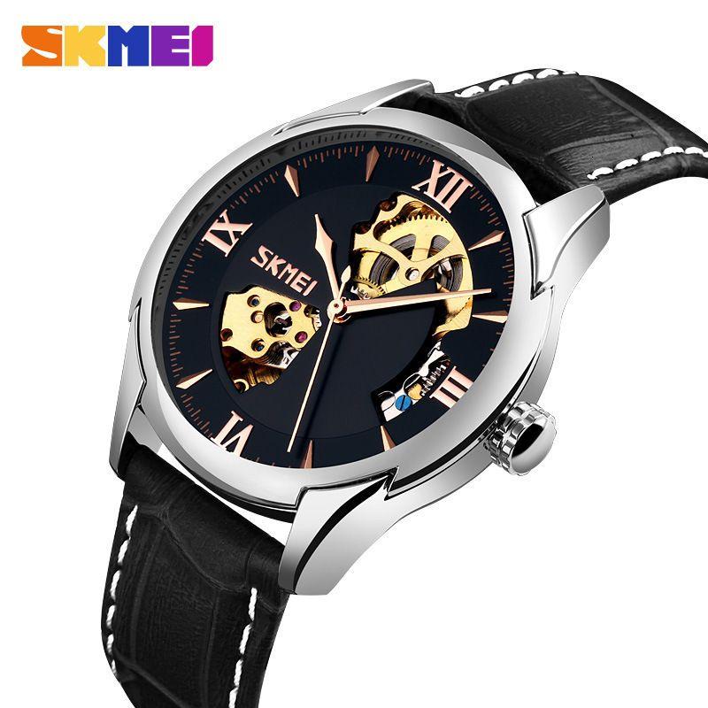Relojes de diamante para hombre Luxe Designer Montre de joyería Hombre Reloj Wristwatches Men's Hombres de gama alta del reloj, Tiktok Cinturón mecánico Tablebk2x