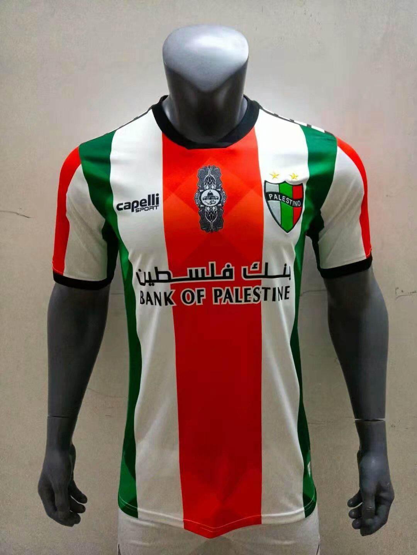 2021 2021 2022 CD Palestino Soccer Jerseys Chile CUTIERREZ CAMPOS ...