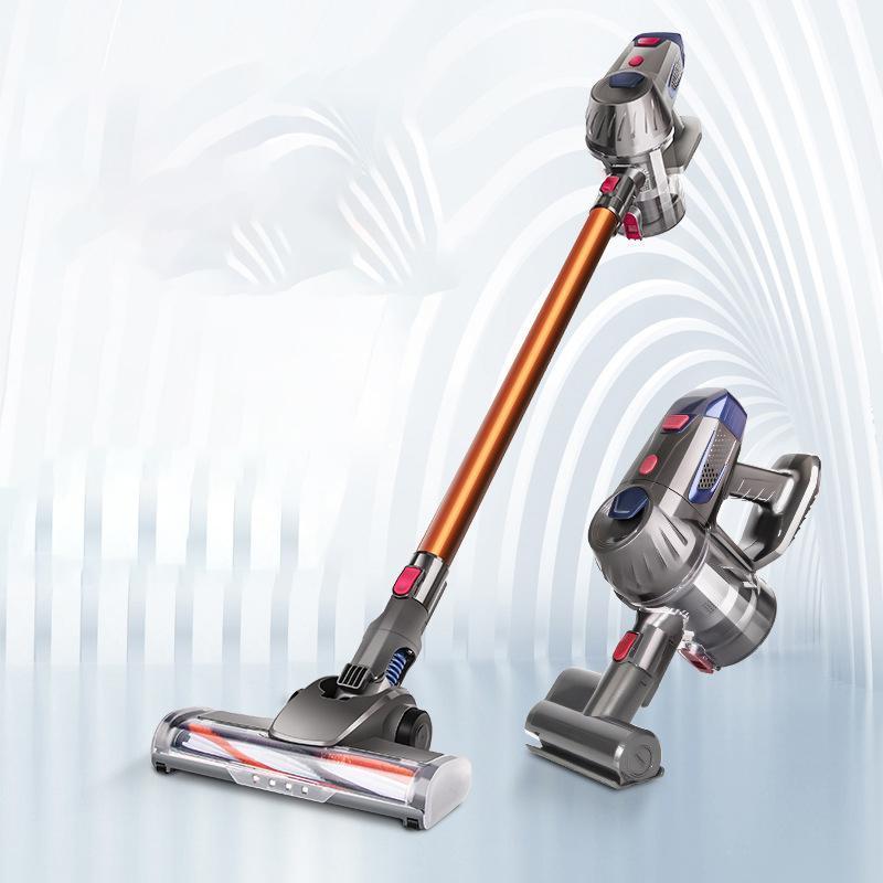 Aspirapolvere 2021 Home wireless Upright per la scopa della macchina senza cavo Potente pulizia Duster Smart Autobiotic Tappeto