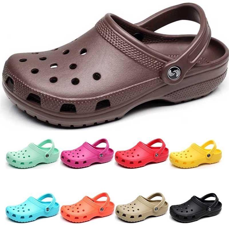 캐주얼 해변에서 432 핫 세일 패션 샌들 슬립 방수 신발 남성 클래식 간호 분개 병원 여성 슬리퍼 작업 의료