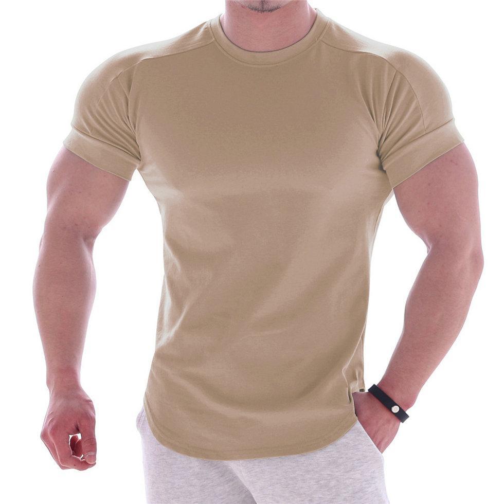 Artículo No 669 T Shirt camisetas sueltas Camisas transpirables y de manga corta Número 434 Más letras para hombres largos. Kit