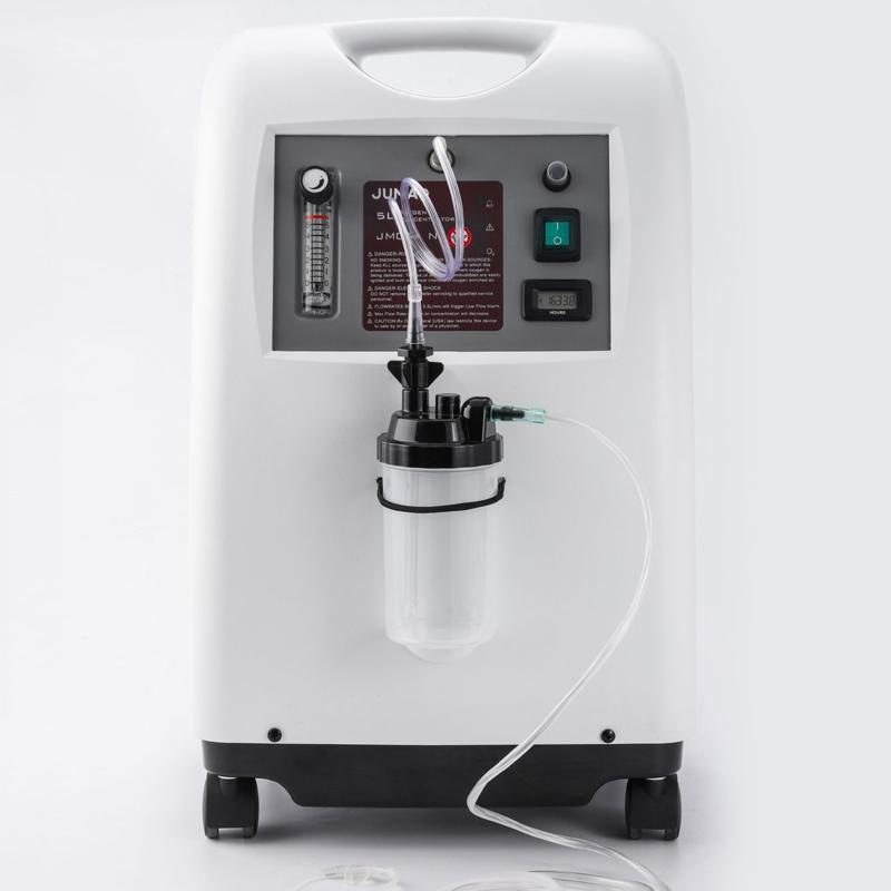 Air Purifiers Oxygene Concentrator High Flow Oxygen Machine Portabl Stands Generator Home Care Portable Making 220V/110V