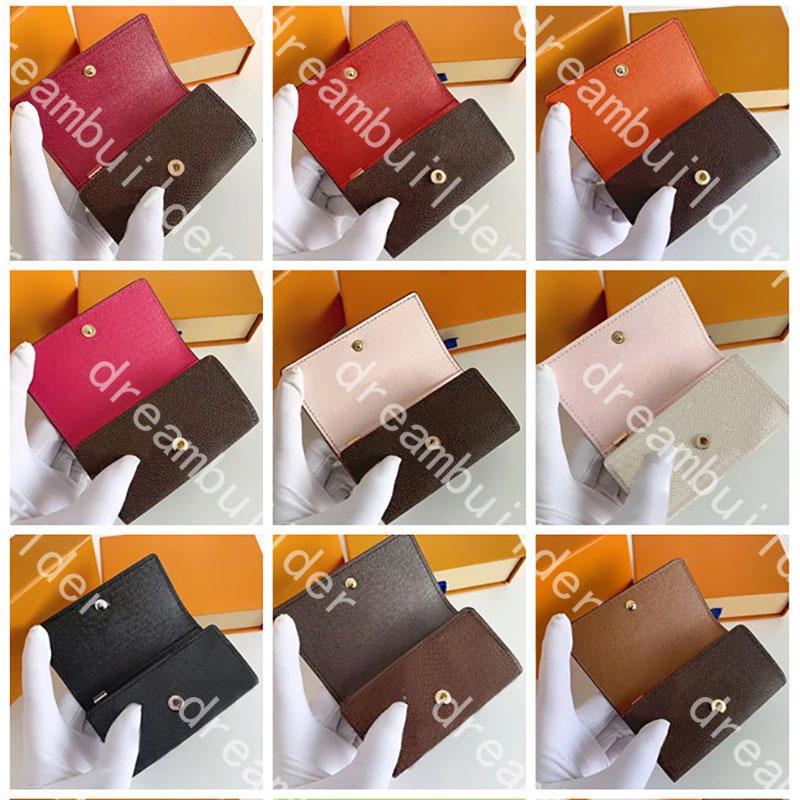 M62630 Top Designer Fashion Keychain Handmade PU in pelle cartoncino auto portachiavi uomo donne borsa key bag charm hanging decorazione pendente accessori con scatola