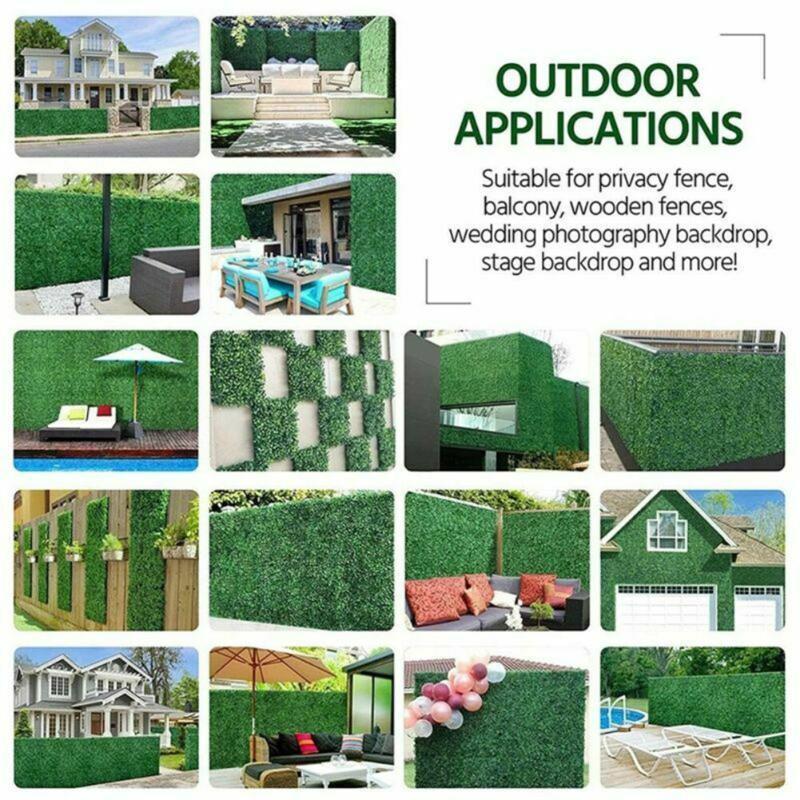 كرسي يغطي نبات وهمية الاصطناعي الأخضر الجدار العشب العشب diy في المنزل متجر الصفحة الرئيسية خلفية كاذبة العشب ديكور