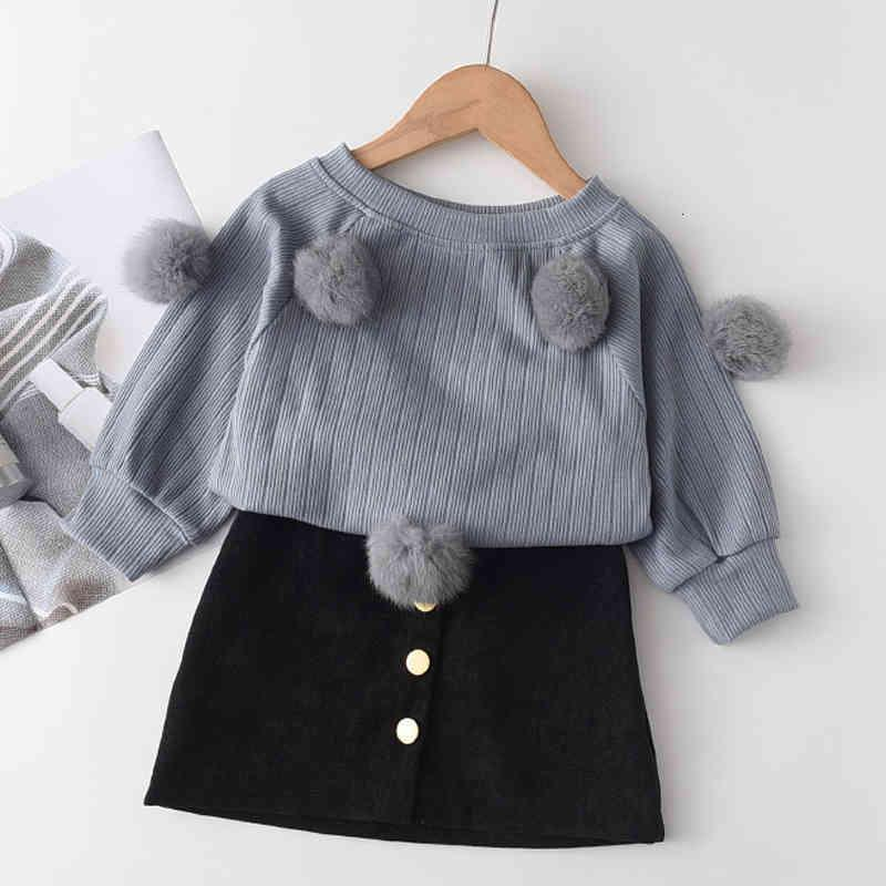Melario Toddler Girl Sweater Dress New Winter Sweater Clothes Solid Baby Girls Turtleneck Clothes 2-7Y little girls dresses 210412