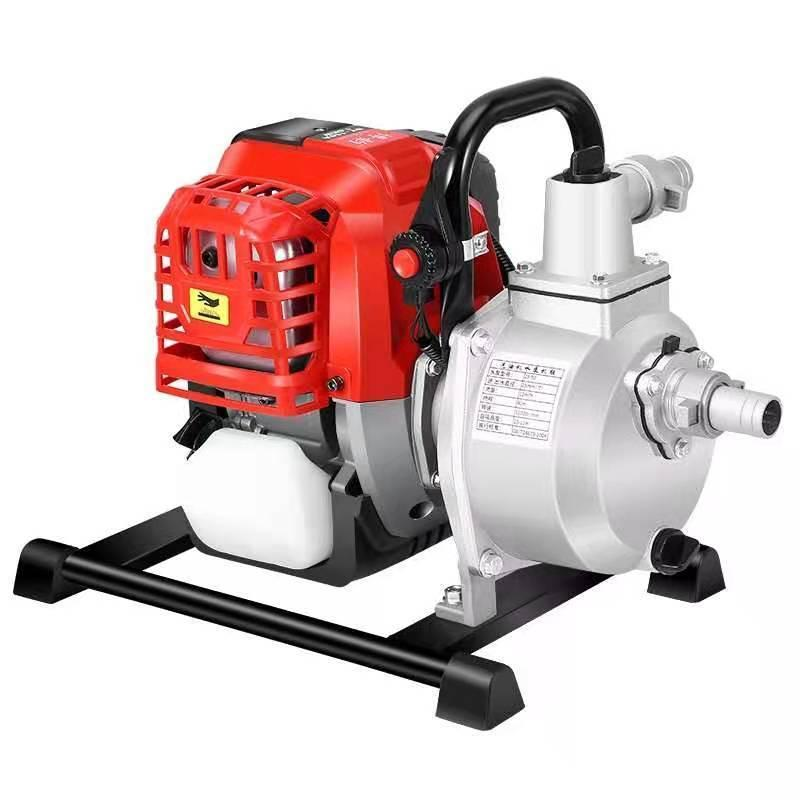 Pumps Gasoline engine four stroke water high headself-priming pump irrigation field garden fight against drought{category}