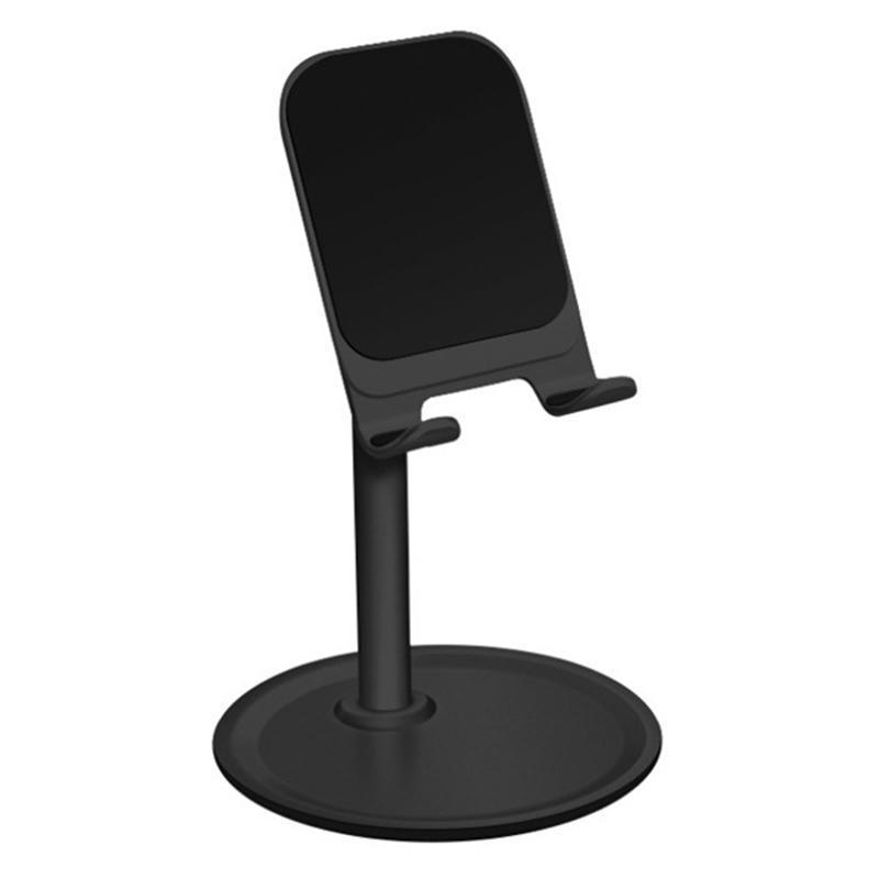 Suporte universal do plástico do silicone do suporte do telefone móvel do desktop