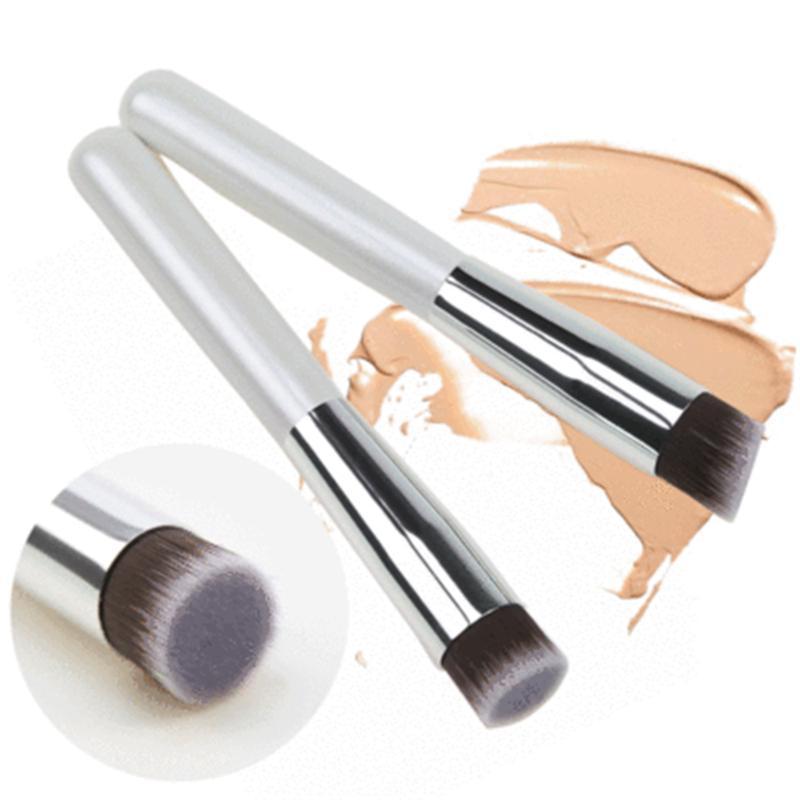 Escova de Fundação S'AGAPO Maquiagem para Corretador Líquido BLUSHE BB Cream Cosméticos Soltos Pó Ferramenta de Beleza Maquiagem Escovas