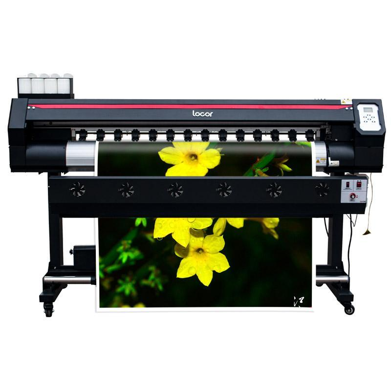 Drucker 1.6m Billboard Druckmaschine EasyJet Drucker DX7 DX5 Vinyl Auto Aufkleber