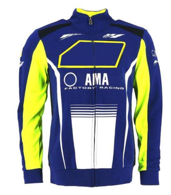 2021 costume de course de moto automne et hiver sweat à capuche avec la même personnalisation
