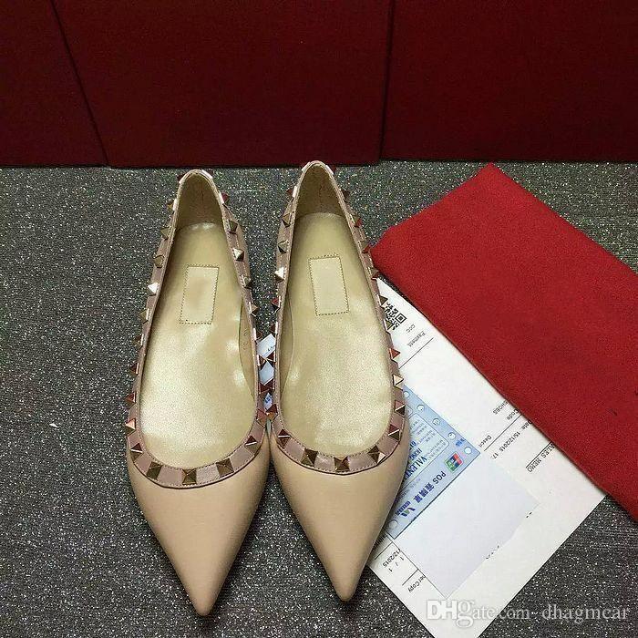 A2 Mulheres Rhinestone Quadrado dedos Sapatos Únicos Sapatos Meninas Ballet Liso Mocassins Sapatos Doug Sapatos Bombas Big Grande 35-41