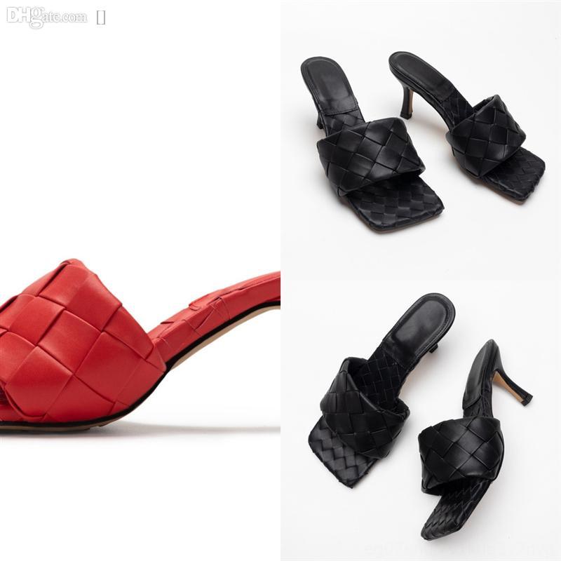 ILS7Y Güz Kişilik Moda Peluş Terlik Scuffs Kapalı Lüks Yuvarlak Kış Bayan Kapalı Kürk Tasarımcı Ayakkabı Ucuz Ayak Toe Terlik
