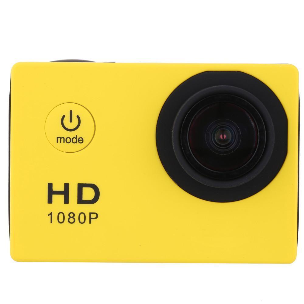2021 Waterproof D001 2 Inch LCD Screen SJ4000 style 1080P Camcorders SJcam Helmet Sport DV 30M Action Camera 20PCS