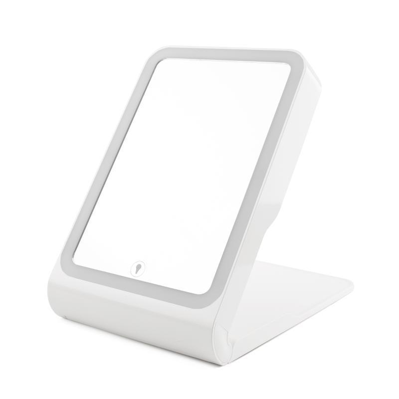 Lámpara de uñas LED plegable con batería Maquillaje inalámbrico Desktop UV Light Light Beauty Herramienta de belleza de 2 vías Secadoras de uñas