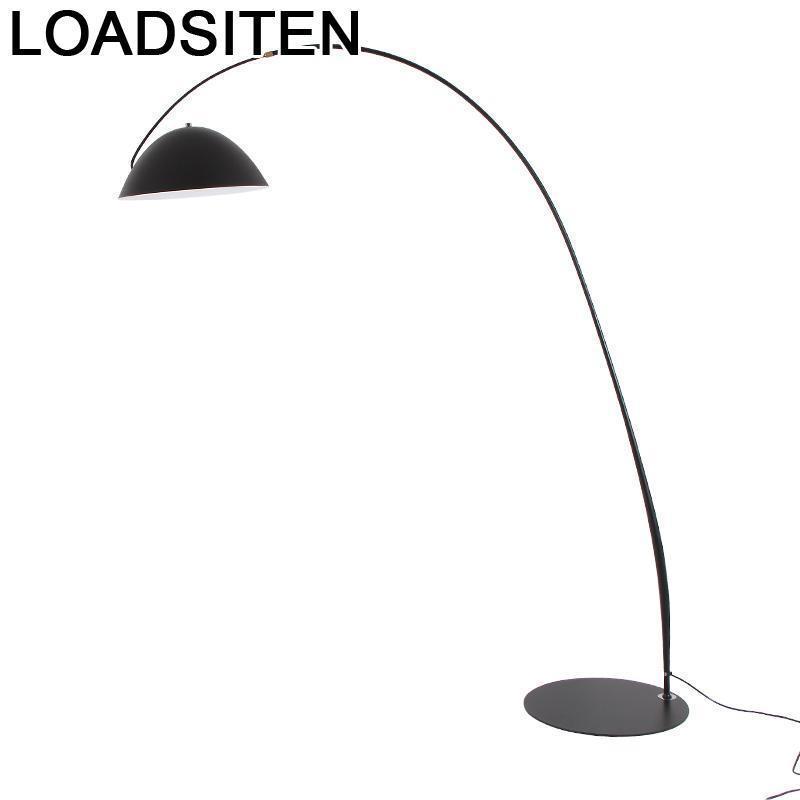 Quarto Design Nordic Lambader Aydinlatma 현대 파라 살롱 Stehlampe Lampadaire 램프 거실 램프라 드 파이 바닥 조명 램프