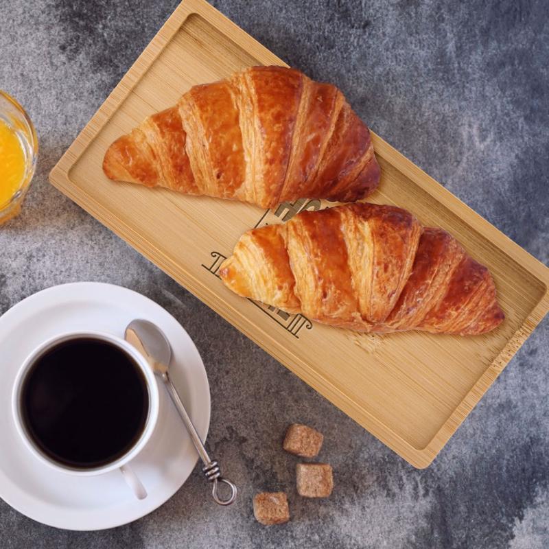 Matten Pads Holz Bambus Rectangletray Stil Untersetzer Tee Geschirr Aufbewahrung Obst Platte Lebensmittel Tasse Matte Besteck Küche Zubehör