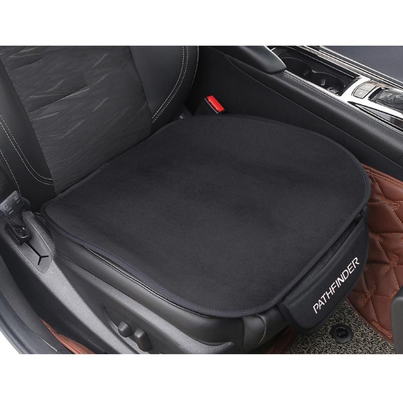 Capas de assento de carro 1 pc pelúcia almofada de almofada de almofada de almofada para pathfinder