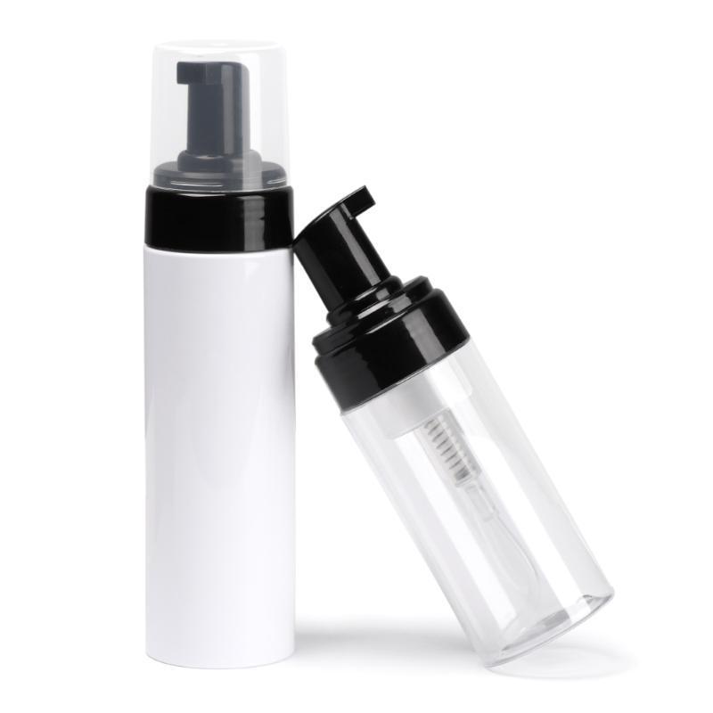 Sıvı Sabun Dağıtıcı 100/120/150/200/250 ml Köpük Şişe Kravat şanti Mousse Puan Şişme Şampuan Losyonu Duş Jel Köpük Pompa Şişeleri