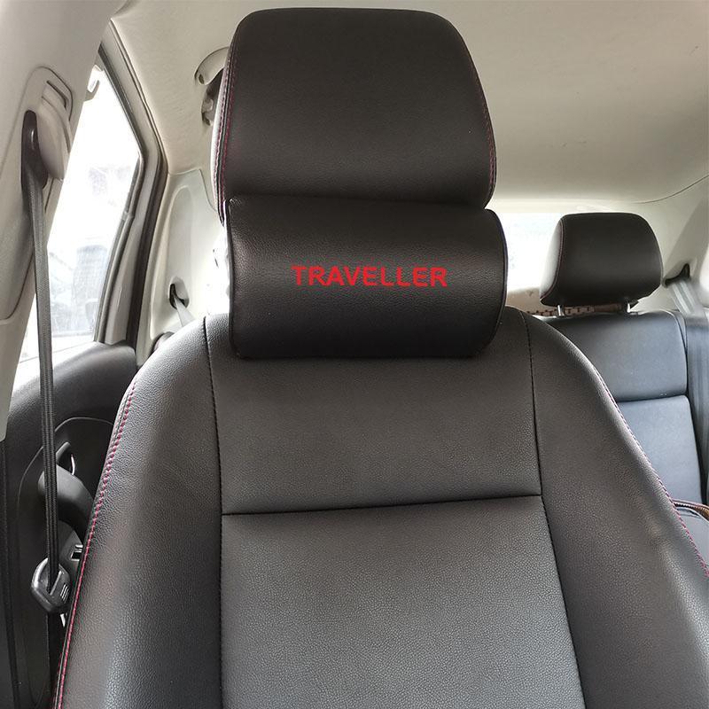 Almohada del reposacabezas del cuello del coche para el viajero AUTOMÓVILES DE AUTOMÁTICO PROTECTOR DE APOYO DE APOYO Cojines