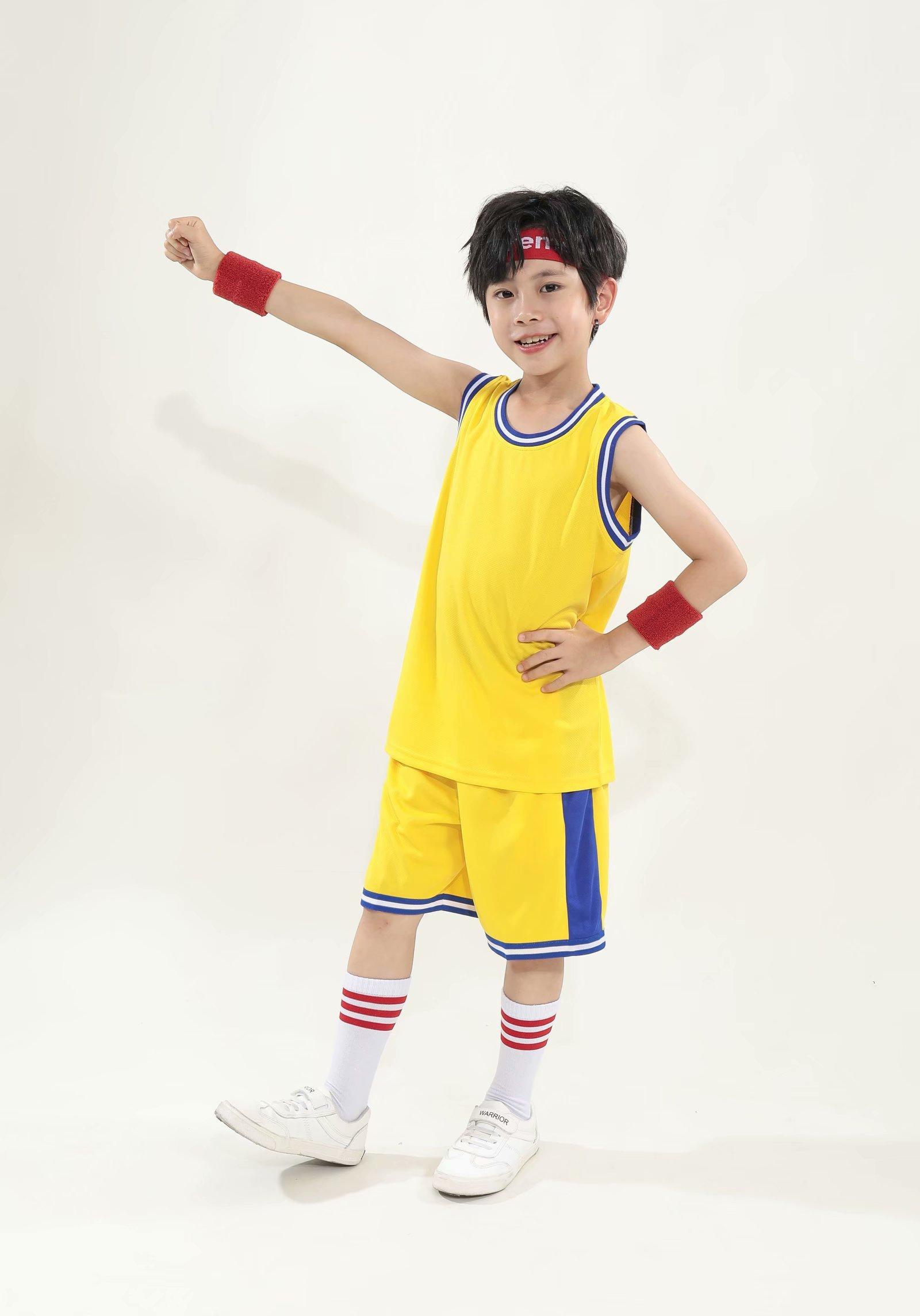 Çocuk Basketbol Hayranları, Fan Tops, Erkek Eğitim Formaları, Tişörtler, İlköğretim ve Ortaokul Öğrencileri için Özel Spor Takımları 4457