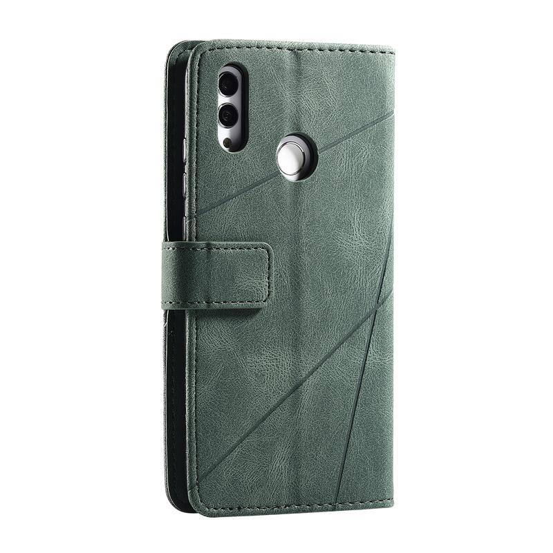 Huawei 명예의 가죽 플립 케이스 9 10 Mate10 Lite 9A 9S 9C Play4 Nova 2i 즐기기 7S 안티 가을 솔리드 컬러 지갑 카드 슬롯 백 커버