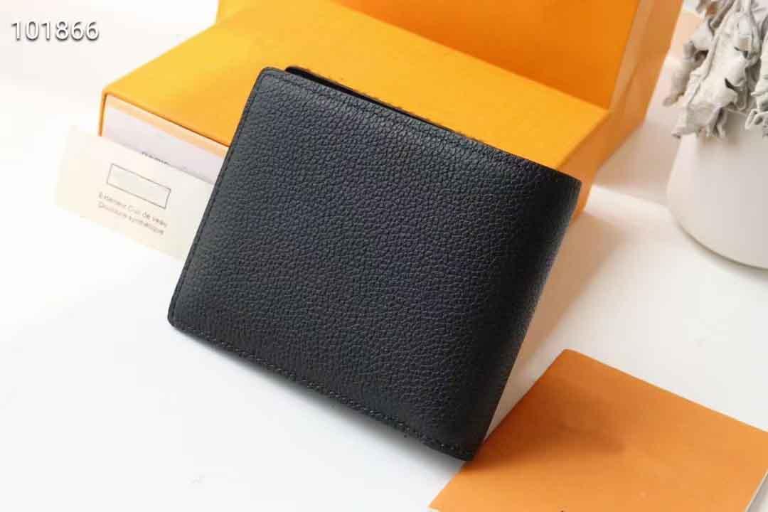 2021 Hohe Qualität Balck Geldbörsen Frauen Geldbörsen Reißverschluss Tasche Weibliche Brieftasche Geldbörse Mode Kartenhalter Tasche Lange Frauen Tragetaschen Mit Kasten Staubbeutel