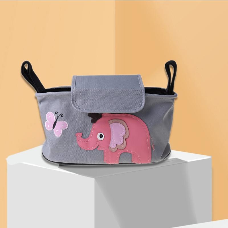 캐리지 푸시 케어 여행 병 컵 홀더 미라 부품 액세서리 유모차를위한 아기 가방