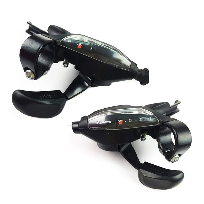 Bike Derailleurs Shifter ST-EF500 3x7 Speed Shift/Brake Lever Combo Set Mountain Conjoined DIP For Cycling Accessories