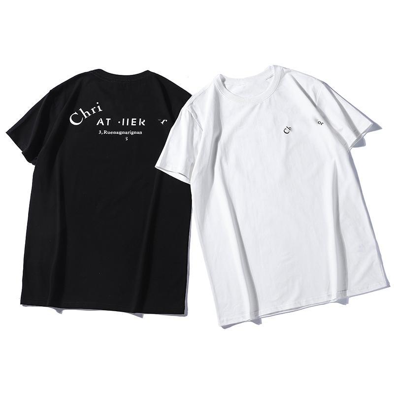 Sommer Männer T-Shirts Baumwollhemden Massivfarbe Kurzarm Tops Slim Atmungsaktive Herren Streetwear Männliche T-Shirts Größe XXXL Kleidung M-XXXL