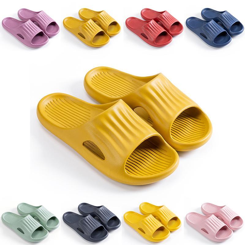 الأزياء النعال الشرائح الأحذية الرجال النساء صندل منصة حذاء رجل إمرأة أحمر أسود أبيض صفراء الشريحة الصنادل المدرب في الهواء الطلق داخلي شبشب حجم الأساليب