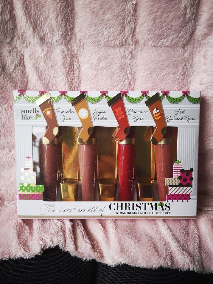 Christmas derretido labios gloss golds kit de lápiz labial líquido 4 tonos mate longwear licuada lápices labiales conjunto Sweet Oll of Lipgloss Makeup Sets Limited Edition Free Ship