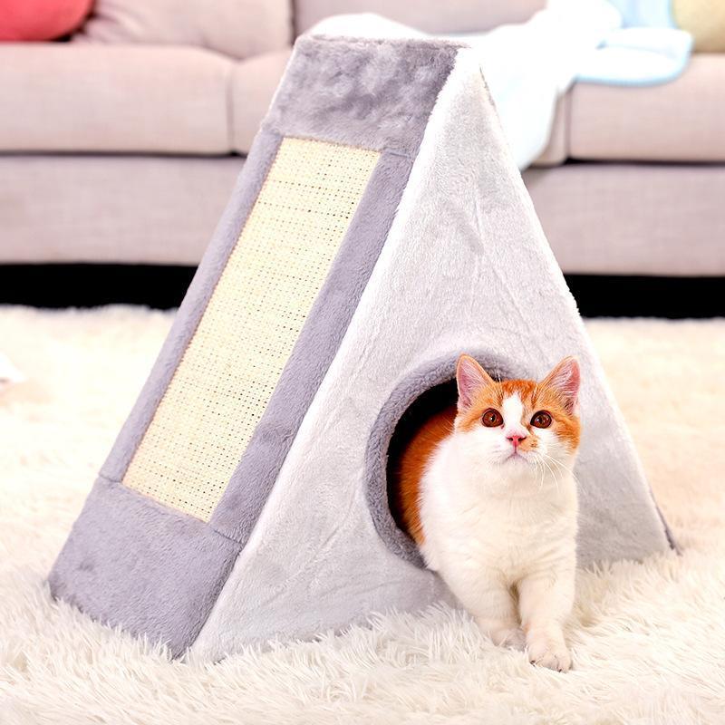 Мебель кошек Мебель Pet Cat's Гнездо, Сисальское гнездо модно и прекрасно, удобно для продвижения продуктов моляров