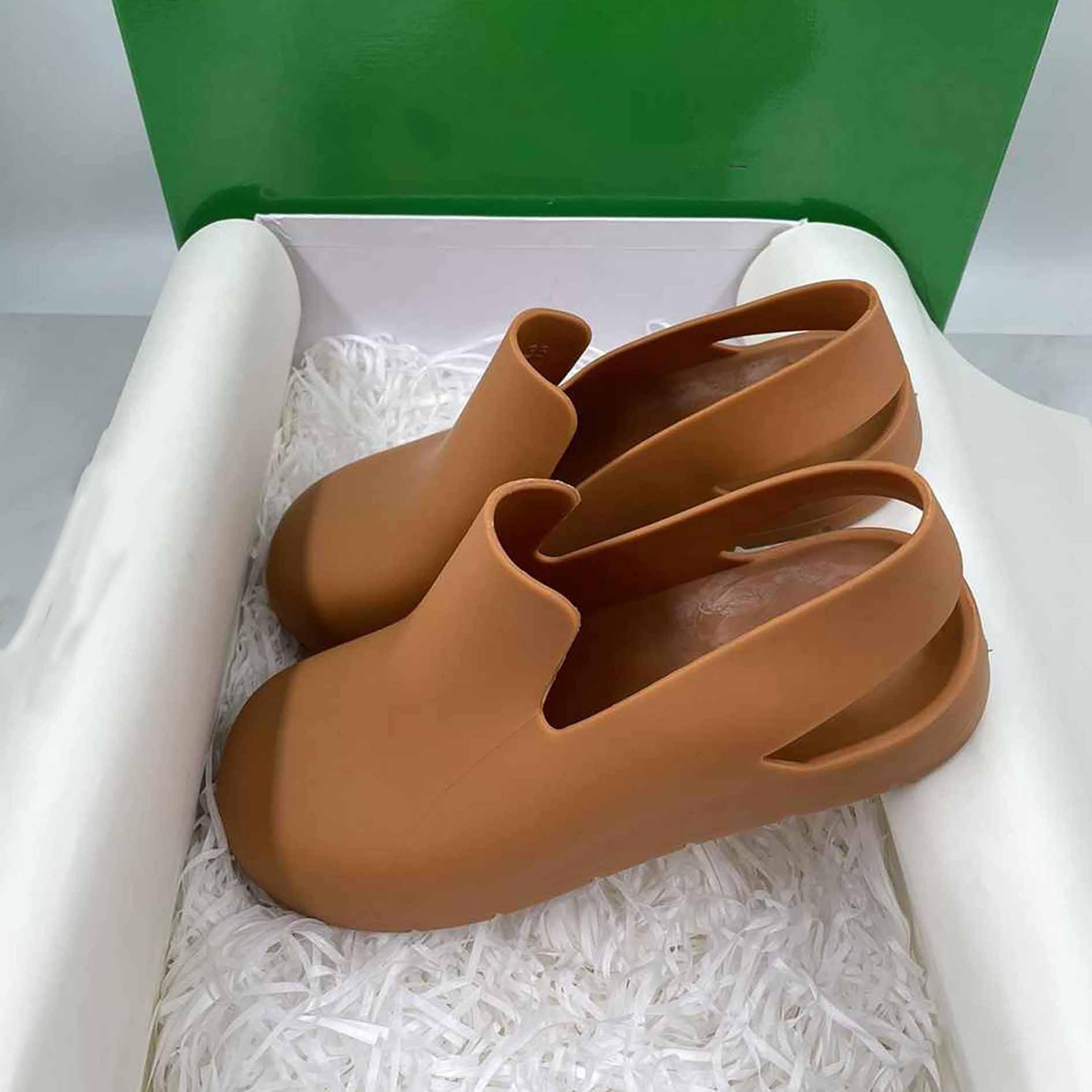 Diseñador de caucho Sandalia Sandalia Floral Brocade Hombre Deslizador Gear Bottoms Flip Flozs Mujer Playa Causal Slipper con caja us4-9