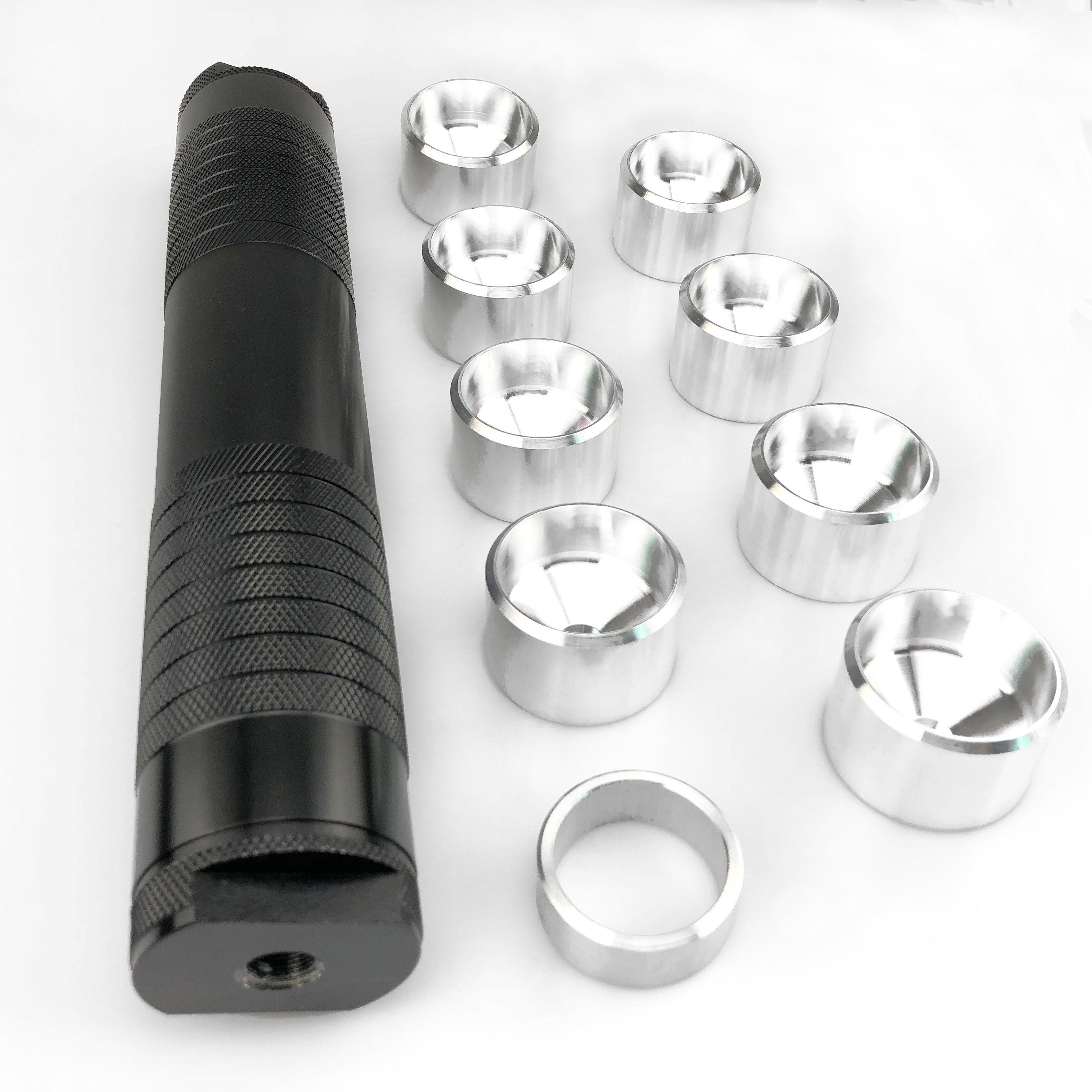 "L 11.5 ""Auto Solvent Filter Trap de combustível OD 2"" Compressor de ar Gotas de água"