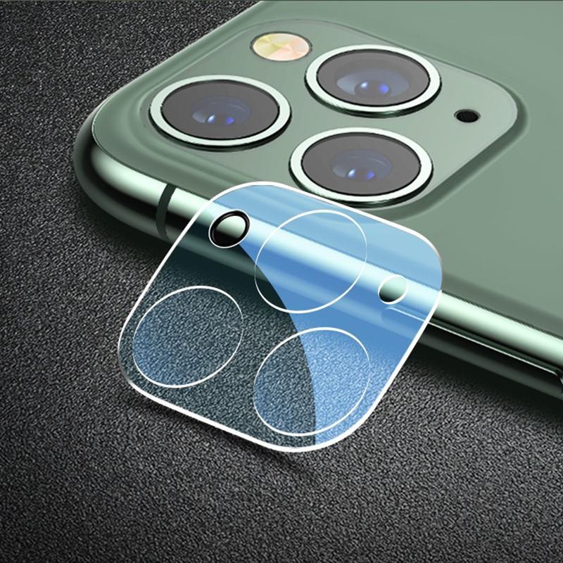 Kameralinsen Tillbaka 2,5D Härdad glasskärmsskydd 9H Film Layer Guard Explosion Curved Premium Cover Shield för iPhone 13 Pro max 12 mini 11