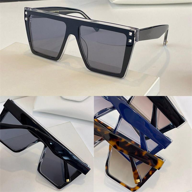 4188 Fashion Summer style Gradient lens Sunglasses UV 400 Protection for Women Vintage outer Plank Rectangle frame Top Quality Come With Case classic eyeglasse