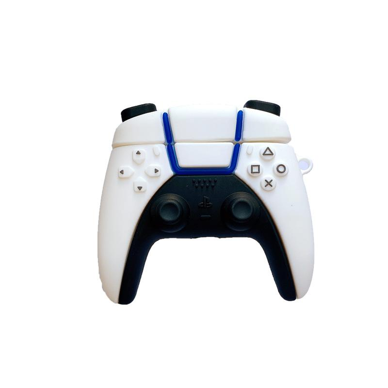 PS5 Game Console Griff 3D Hülle für Apple Airpods 1 2 Pro Ladebox Weiches Silikon Wireless Bluetooth Kopfhörer Schutzabdeckung DHL FedEx