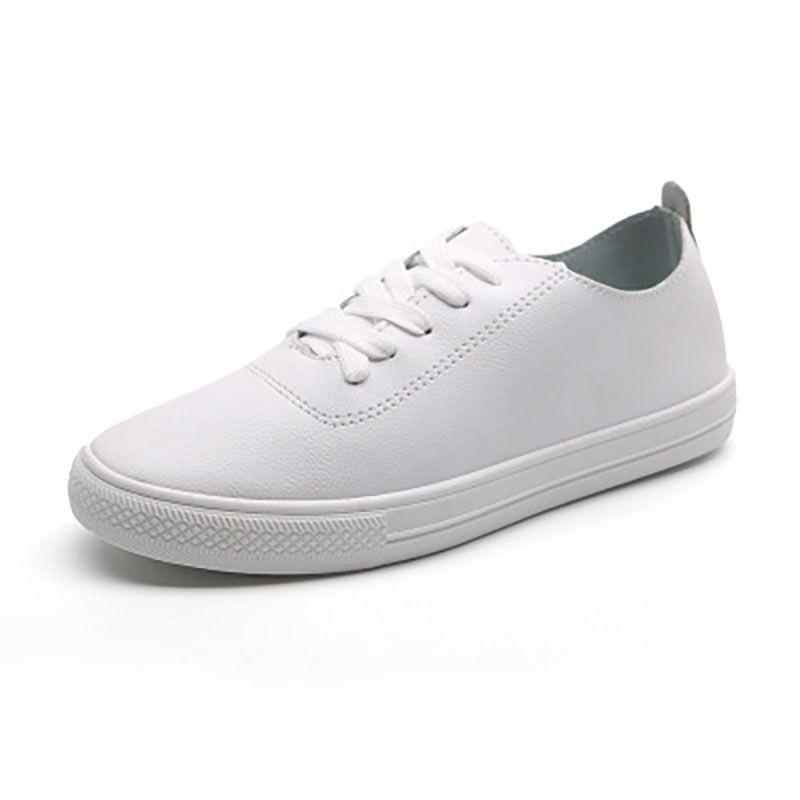 Kadın ayakkabı düz spor rahat sneaker zapatillas mujer kadın moda yumuşak alt vulkanize ayakkabı bayanlar küçük beyaz ayakkabı