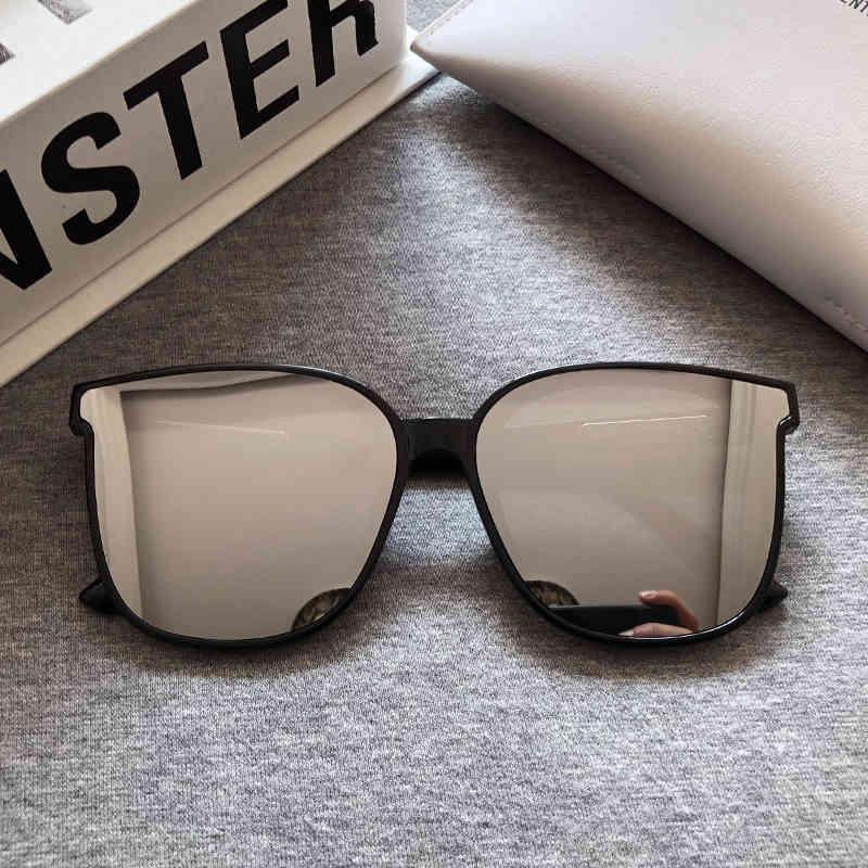 2021 Brand Designer Sunglasses Korean Classic Gentle Monster Square Sun glasses Star Version Male Retro