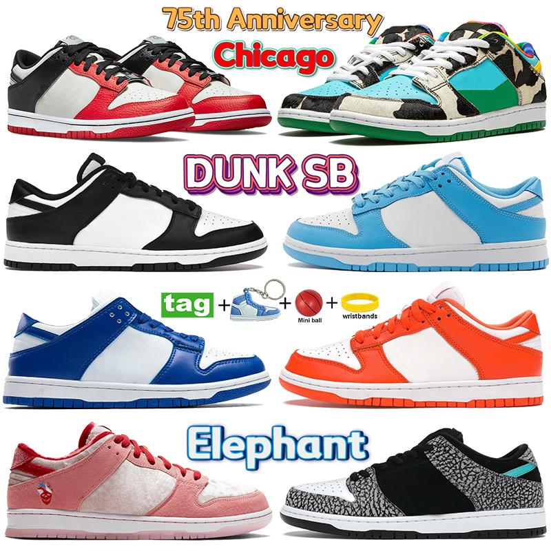 2021 Dunk UNC men running shoes Coast Chunky Dunky White Black Cactus SP syracuse University Red Kentucky sneakers Shadow Chicago women trainers