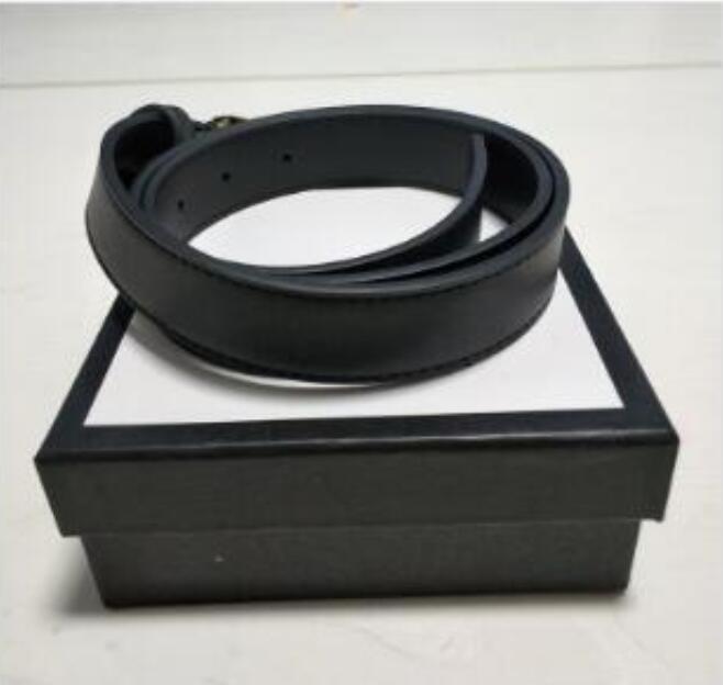 2021 Donne da donna Cinture in pelle Black Donne Nero Snake Big Gold Fibbia Uomo Classico Casual Belt Perle Cintura Ceinture Bianco Scatola bianca 20 28 34 38 mm