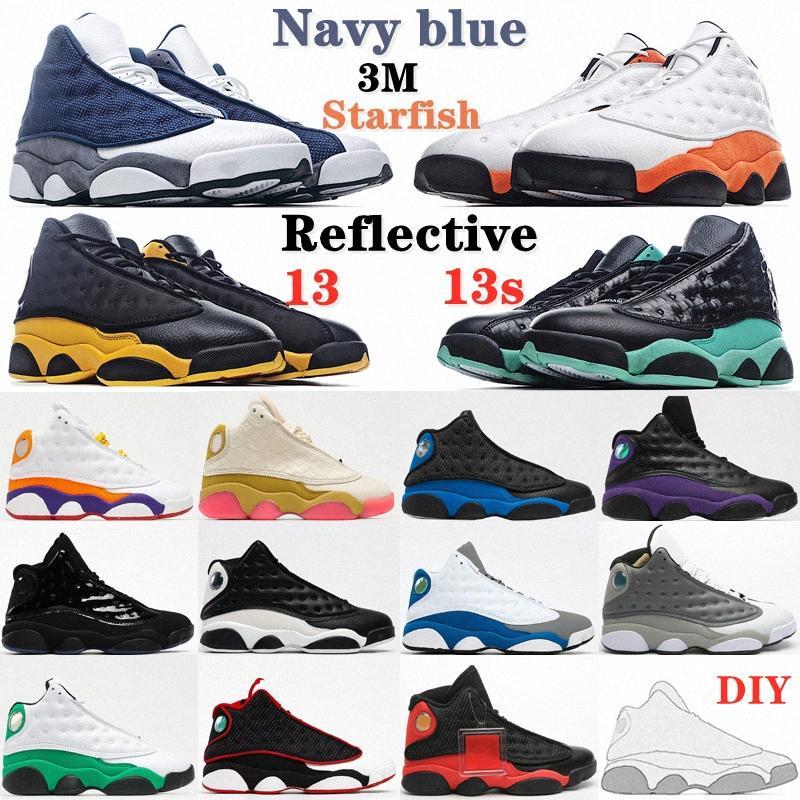 Basquete Sapatos Homens Mulheres Retro Jumpman 13 13s Vermelho História Flint Preto Toe Altitude Mens Trainer Ao Ar Livre Sapatilhas De Esportes Com DIY Choicxkr #