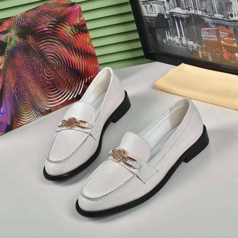 Hombres Zapatos de vestir de lujo Mocasines París Cuero genuino Gommino Slip en Walk Wedding Business Drive Classics Zapato Tamaño 42