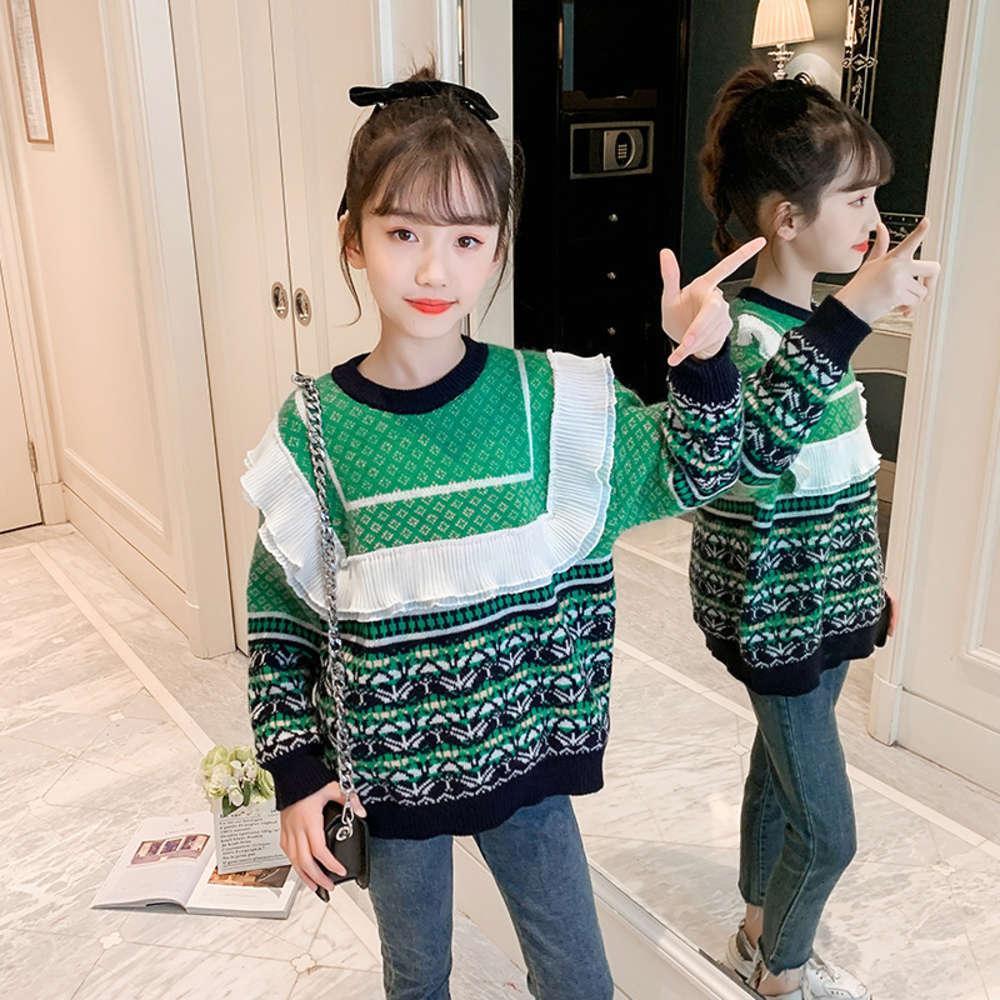 VITESSE ENFANTS DDRS Pull de Sle Hiver Sweater pour enfants