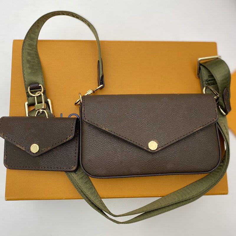 Designer Bag Serial Taschen Frauen Mode Bequeme Größe: 17x9.6x3.5cm 2021 Schulter Luxurys Frauen Nummer: M80091 und MGADR